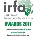 IRFA 2017 Best Practices Industry Awards